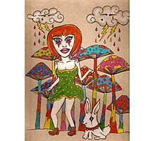 Acid Rain Photographic Print