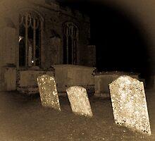 Redgrave Churchyard by DaleReynolds