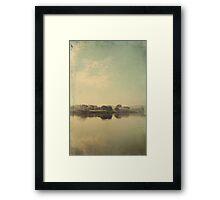Be Still, My Heart Framed Print