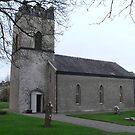 St. James' Church,,Stradbally Co. Waterford,Ireland. by Pat Duggan