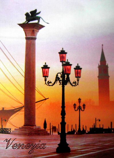 Venezia ~ Venice by ©The Creative  Minds
