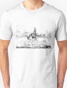 the hidden love triangle T-Shirt