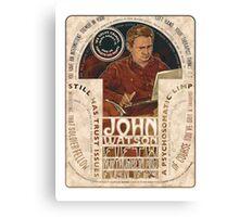 John Watson Art Nouveau Canvas Print