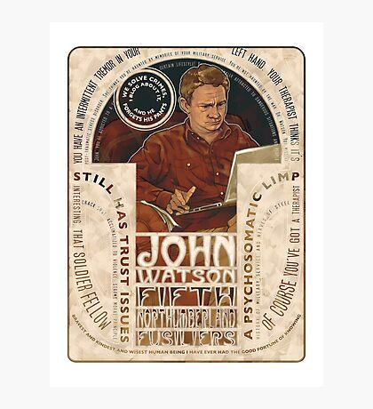 John Watson Art Nouveau Photographic Print