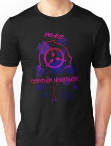 Contain Yourself Unisex T-Shirt