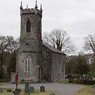 St. Peter's Church,,Ennisnag,Stoneyford,Co.Kilkenny,Ireland. by Pat Duggan