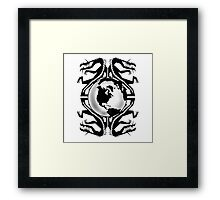 Dragons 4  Framed Print