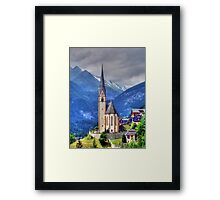 Heiligenblut (Holy Blood) #2 Framed Print