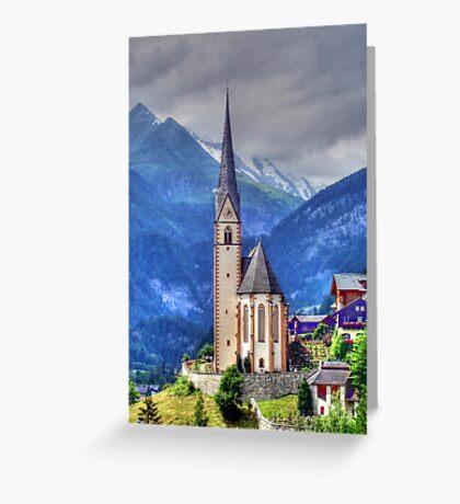 Heiligenblut (Holy Blood) #2 Greeting Card