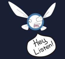 Hey Listen! by cluper