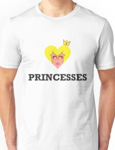 ♥ Princesses Unisex T-Shirt