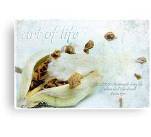 Art of life Canvas Print