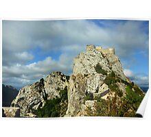 Château de Peyrepertuse - Again Poster