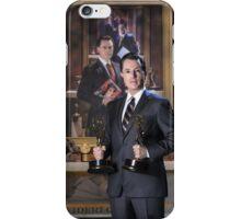 Stephen Colbert's Portrait  iPhone Case/Skin