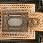 Ceiling at Holkham Hall by DaleReynolds