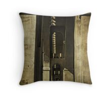 Required Repetition Throw Pillow