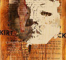 lonely girl, 2009 by Thelma Van Rensburg