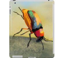 Acrobat Beetle iPad Case/Skin