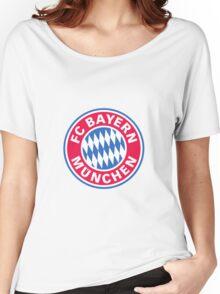 Bayern Munich FC Women's Relaxed Fit T-Shirt