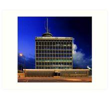 Fremantle Port Authority Building  Art Print