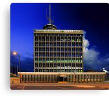 Fremantle Port Authority Building  Canvas Print