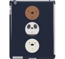 We Bare Bears iPad Case/Skin