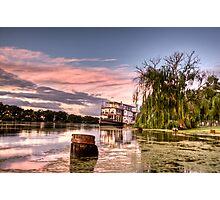 Ps Marion Sunrise Photographic Print