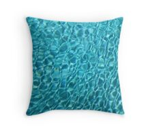 Water Reflection #1 Throw Pillow