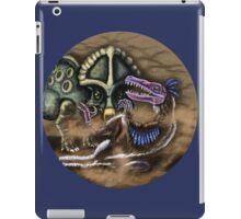 Raptor Struggle iPad Case/Skin