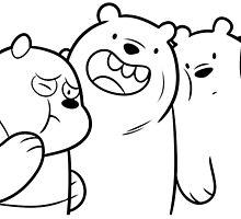 Crazy Bears by dreymont