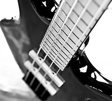 Ibanez Bass Guitar by Luke Johnson