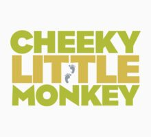 Frasier - Cheeky Little Monkey Kids Clothes