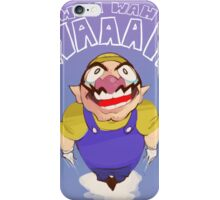 Space Wario iPhone Case/Skin