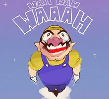 Space Wario by PepperAttacks