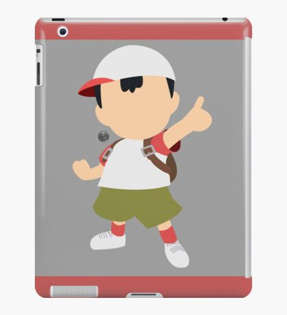 Ness (Fuel) - Super Smash Bros. iPad Case/Skin
