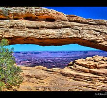 Mesa Arch by SHickman