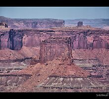 Canyon View by SHickman