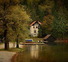 Bled Slovenia by Þórdis B.
