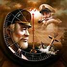 NEWS & TWO Map Captain/gold (TWO Sea Captain) by Yoo Choong Yeul