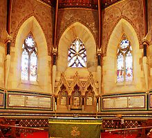 Apsidal Sanctuary, St Mark's Church, Tunbridge Wells by Dave Godden