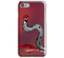 Juggling Caterpillar iPhone Case/Skin