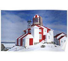 Cape Bonavista Lighthouse Poster