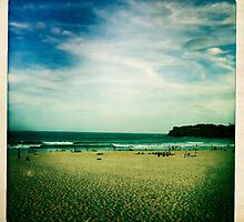 Bondi Beach by Marita