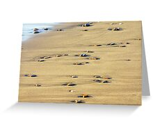 Touchstones Greeting Card