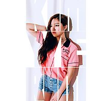 Red Velvet Yeri 'Kim Ye Rim' Photographic Print