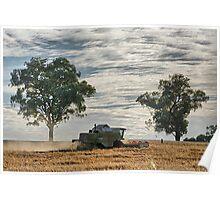 Farming at OakHill Poster