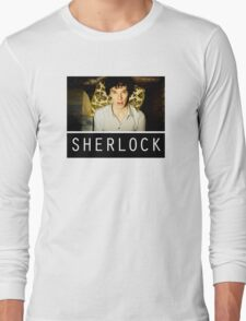 SHERLOCK T-SHIRT Long Sleeve T-Shirt