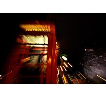 London Calling 2 Photographic Print