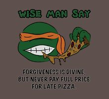 Wise Man Say - Party Unisex T-Shirt