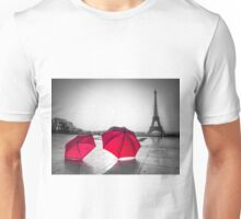 Love in Paris Unisex T-Shirt